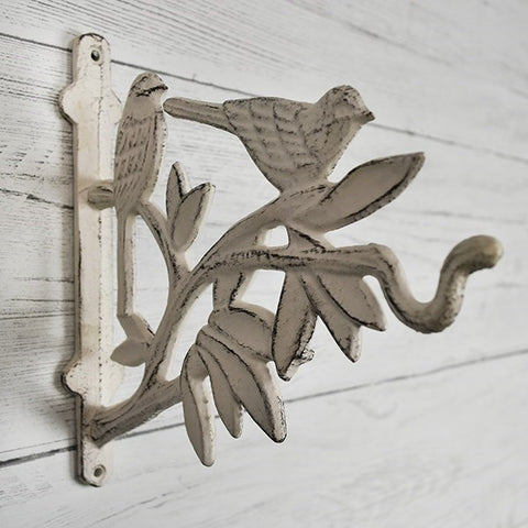 Garden Birds Wall Hanging Bracket