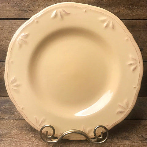 Thomson Pottery Sicily Caramel - Tan Salad Plate