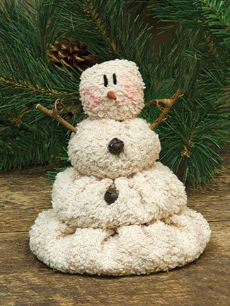 Lil' Melting Plush Snowman