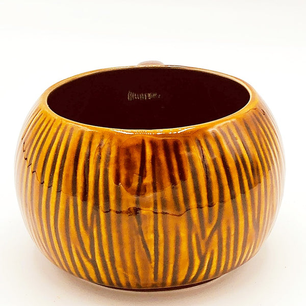 Starbucks Brown 2013 Tiki Coconut Mug
