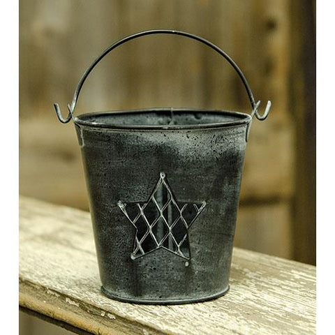 Star Cut Out Small Bucket