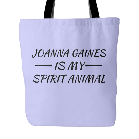 Joanna Gaines Is My Spirit Animal Tote Bag