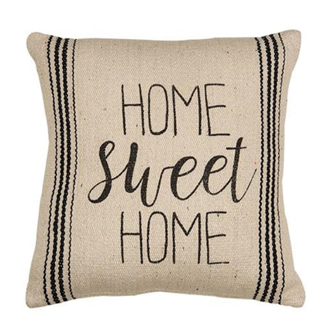"Home Sweet Home 10"" Pillow"
