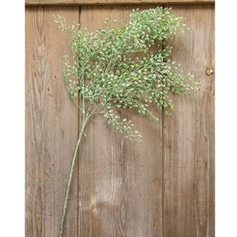 "Little Luna Leaves 29"" Faux Botanical Spray"