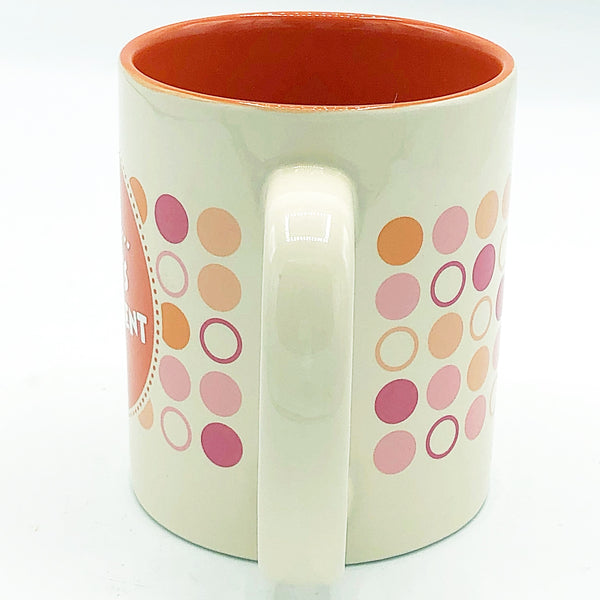 Hallmark Shoebox Mug - Shhhhh...Mommy's Not Coherent