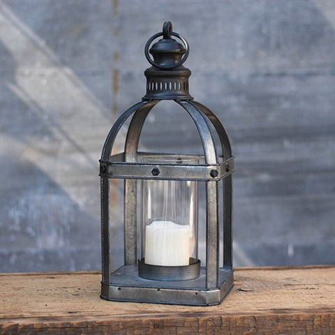 "Royal Crown Lantern 18"" H"