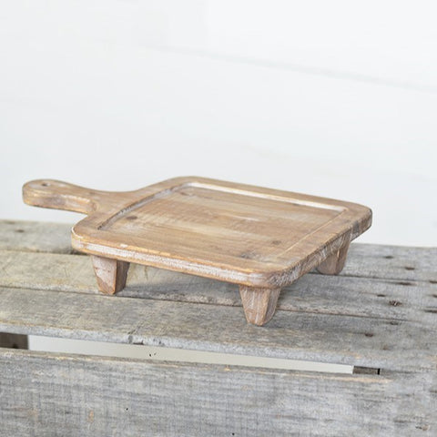 Cutting Board Wooden Stand