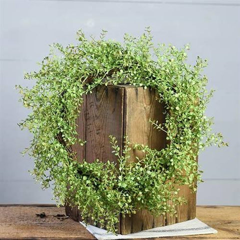 "Samantha Baby Grass 18"" Wreath"