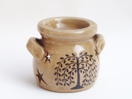 Chubby Starred Willow Tree Tart Warmer