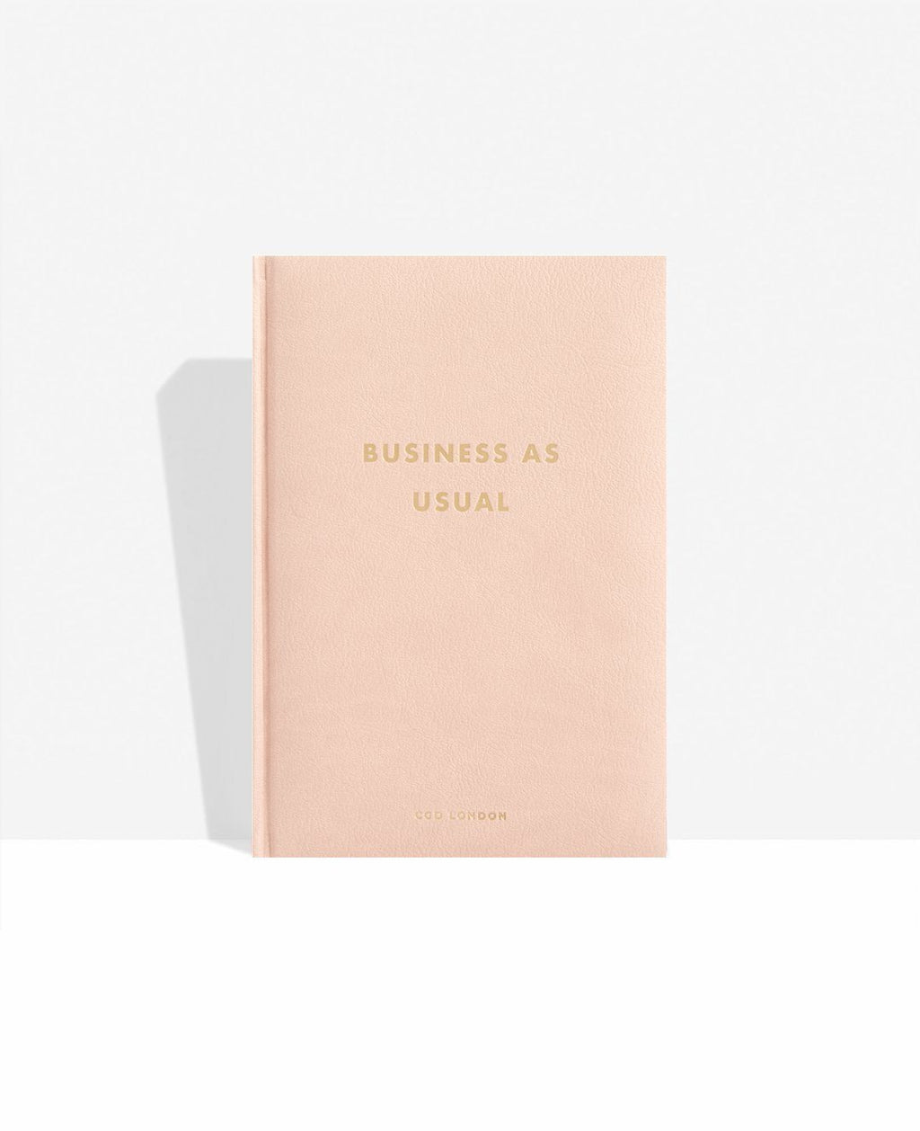 Business As Usual Journal - CGD LONDON