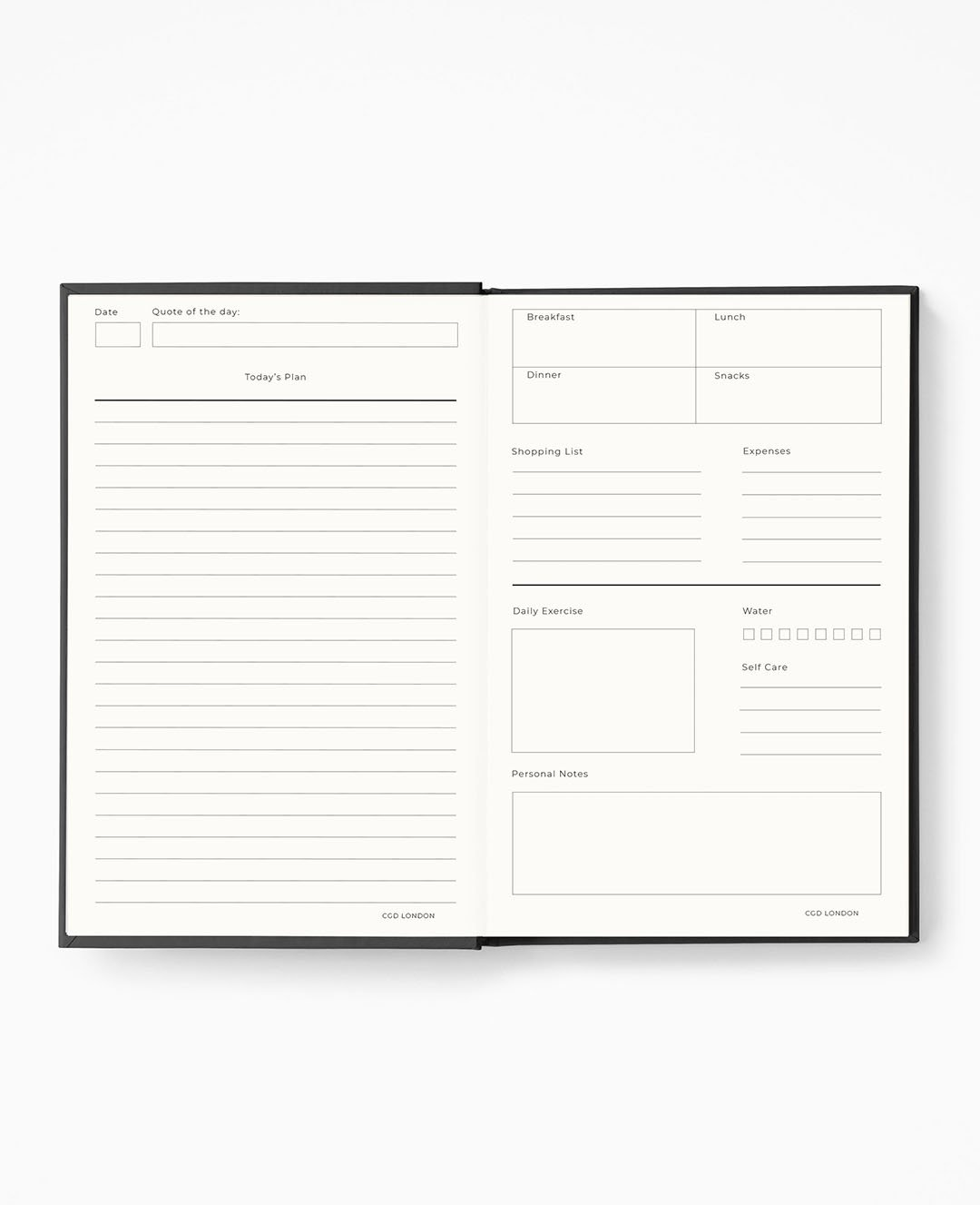 Croc Daily Planner - CGD LONDON