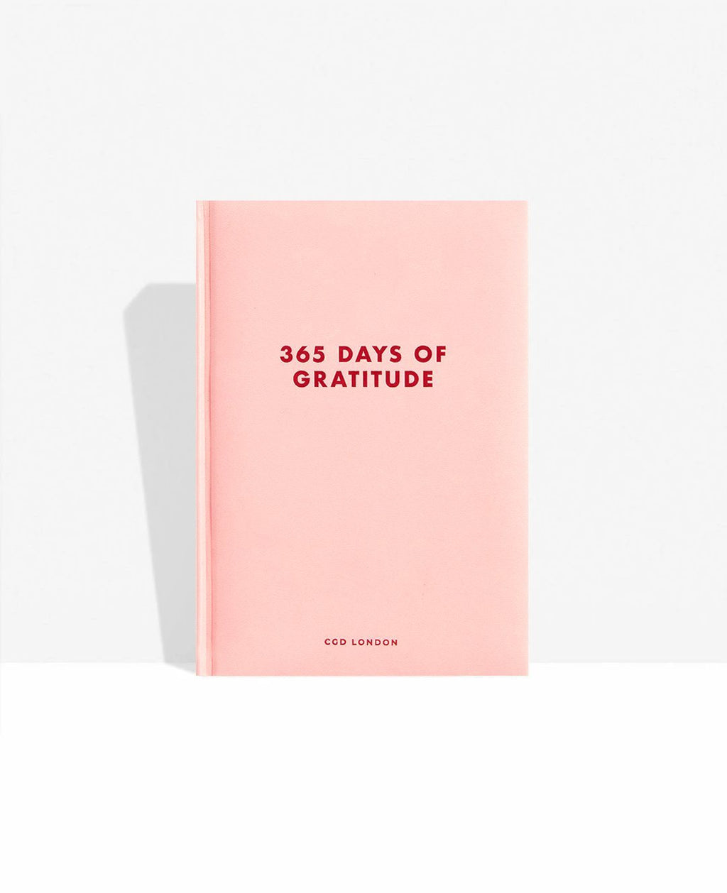 Gratitude Journal Pink - CGD LONDON