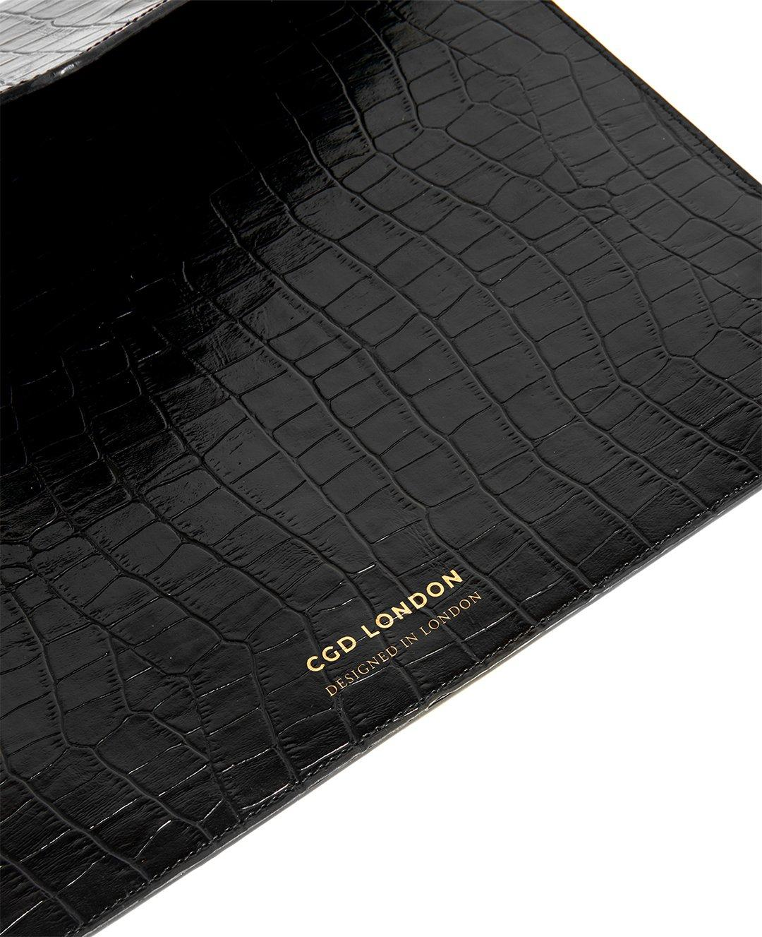 Vegan Leather Laptop Cover - CGD LONDON