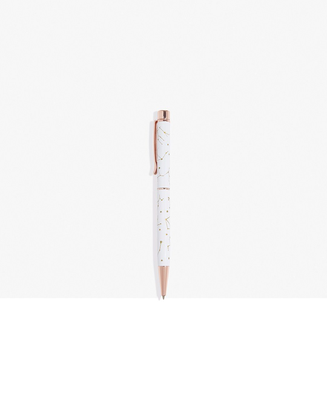 White Constellation Pen - CGD LONDON