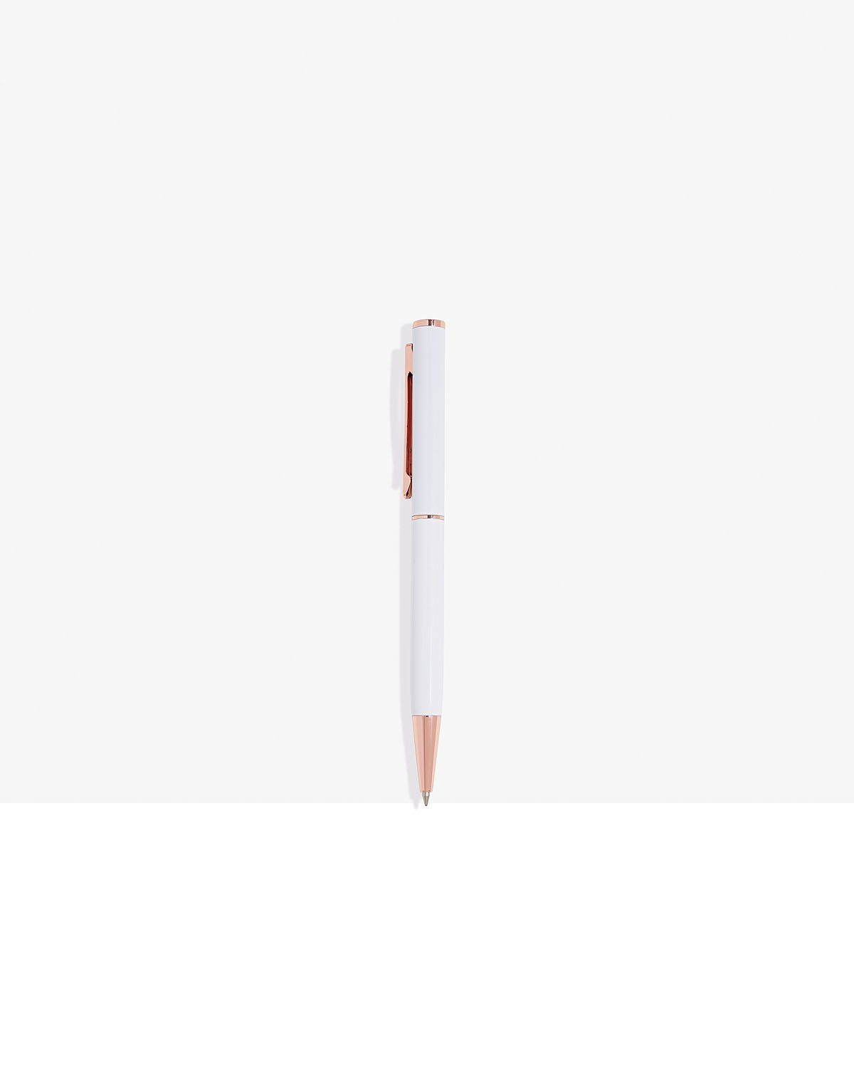White Gold Pen - CGD LONDON