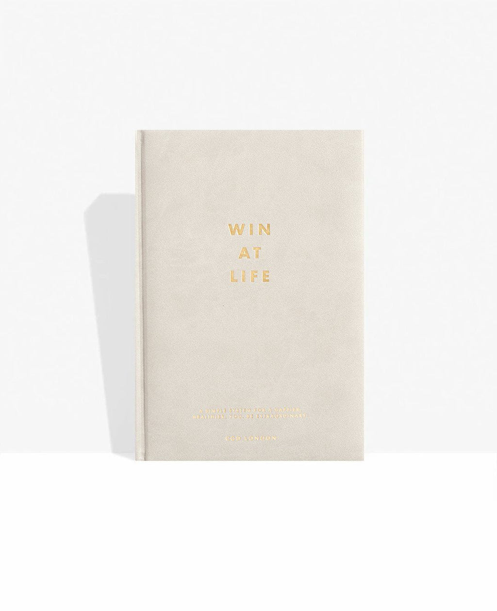 Win At Life Journal - CGD LONDON