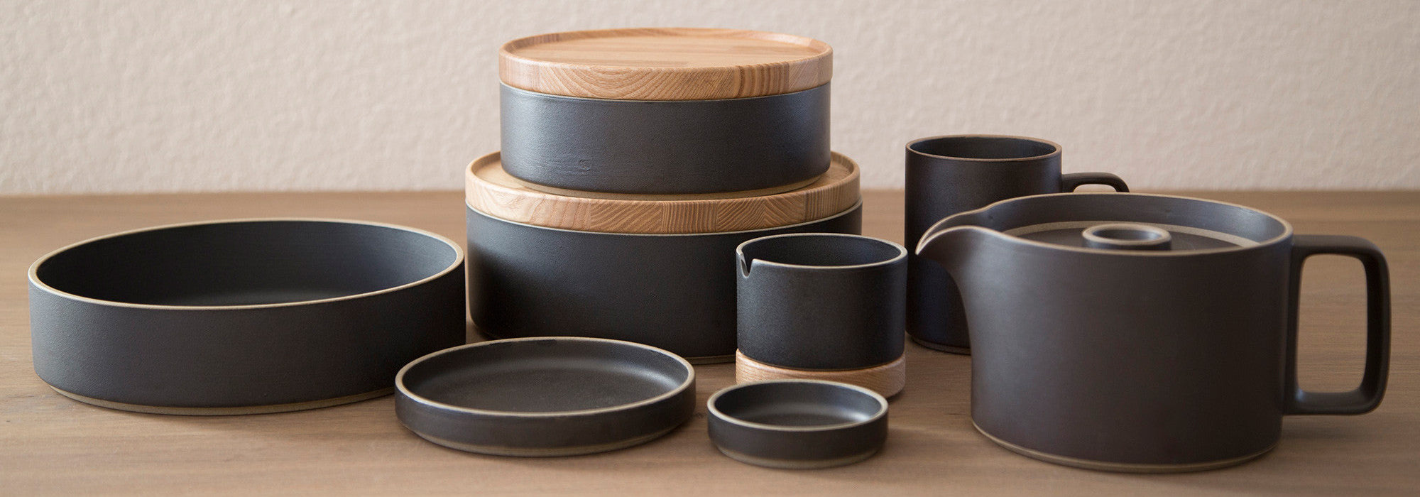 Hasami Porcelain Collection Header