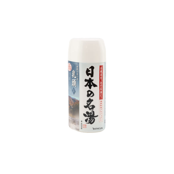 Nihon No Meito - Nyuto Onsen Bath Soak, 450g Bottle