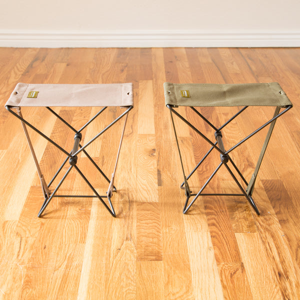 Adirondack Military Chair - Khaki-Camping Chair-A&F-JINEN
