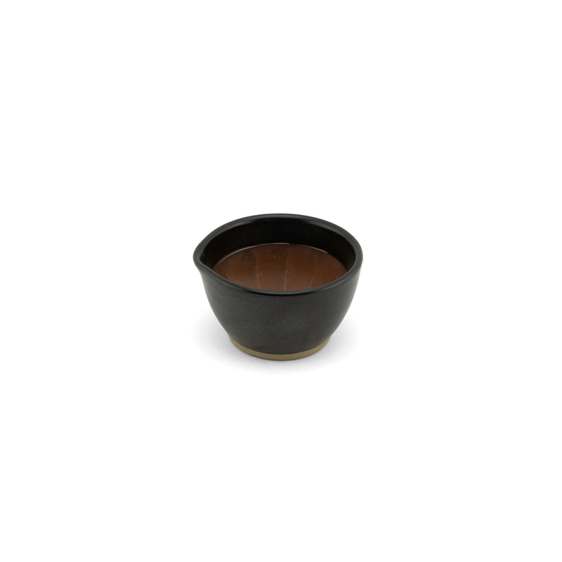 Mortar Bowl, Black