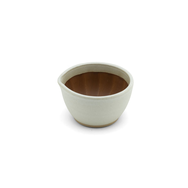 Mortar Bowl, White