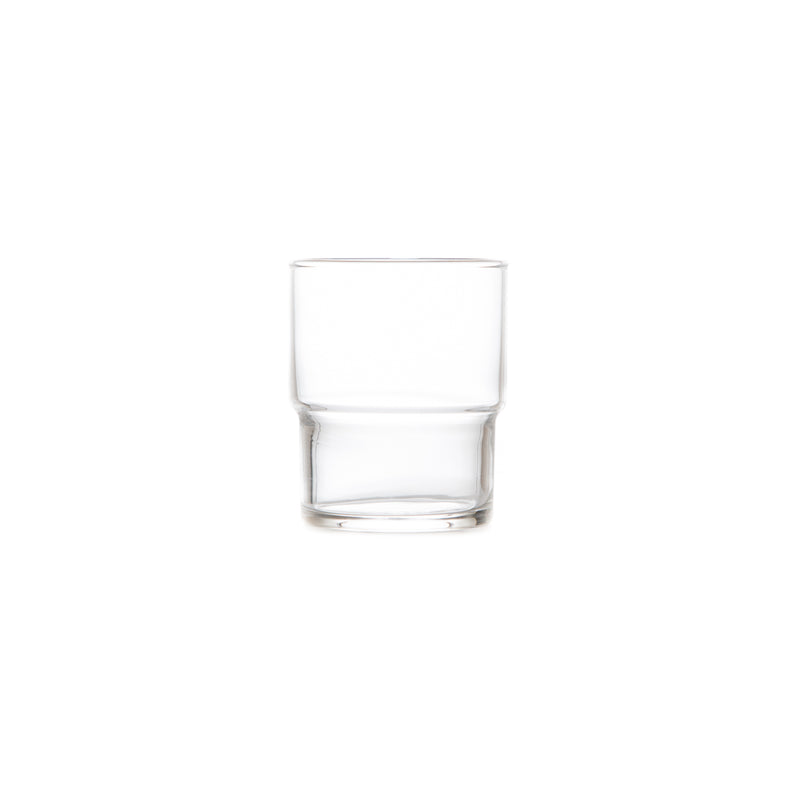 7 oz. HS Stacking Glass - 6 Pack-Glass Cup-Toyo Sasaki Glass-JINEN