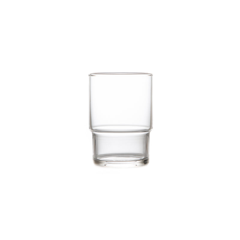 8.5 oz. HS Stacking Glass - 6 Pack-Glass Cup-Toyo Sasaki Glass-JINEN