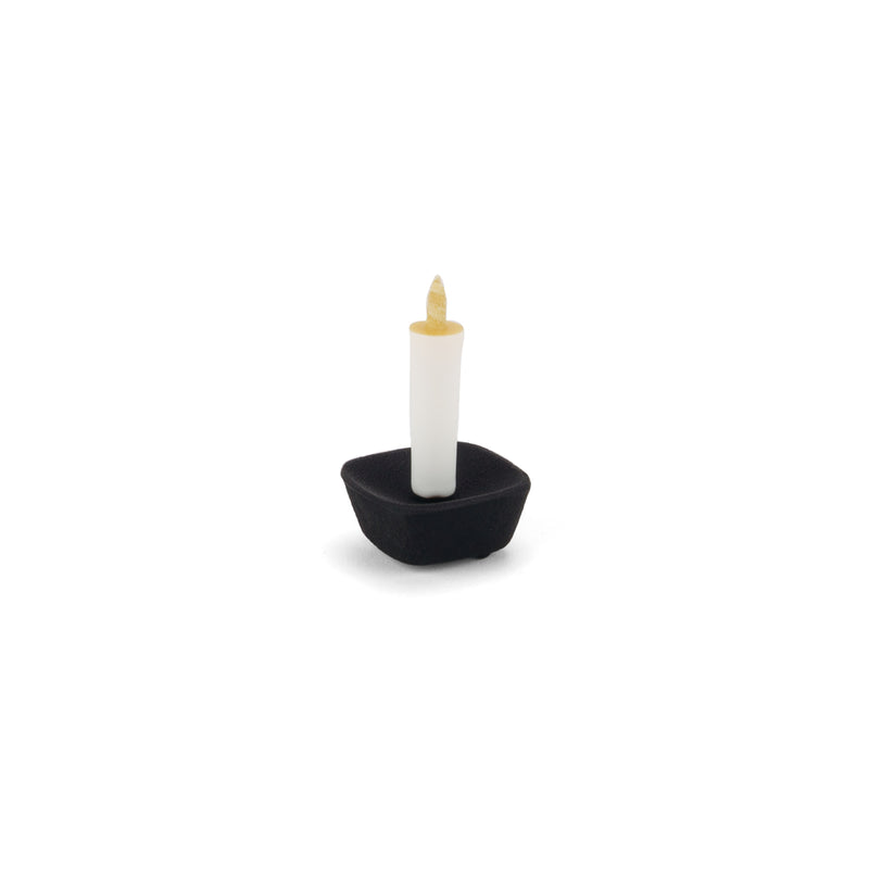 Rice Wax Japanese Candles, White