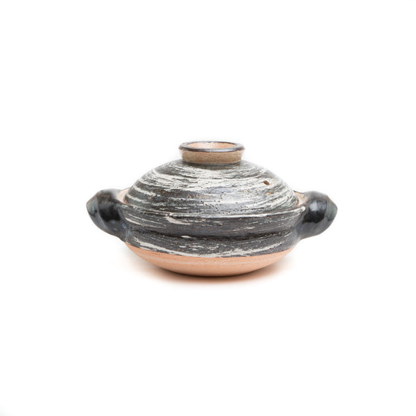 Hakeme Donabe - Small-Clay Hot Pot-Nagatani-en-JINEN