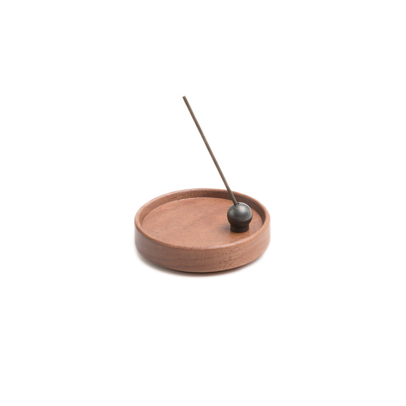 Brass Ball Incense Holder-Incense Holder-Hakuhodo-Gold-JINEN