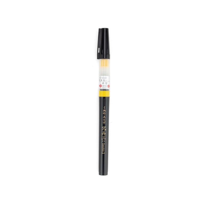 Cambio - Brush Pen, Regular, Black