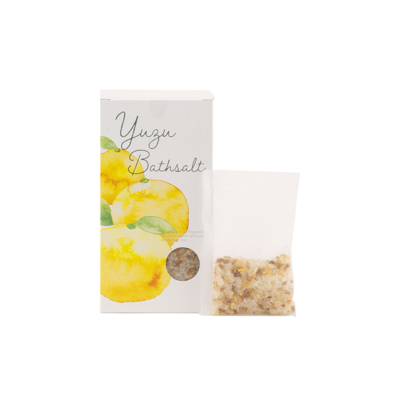 Yuzu Bath Salt