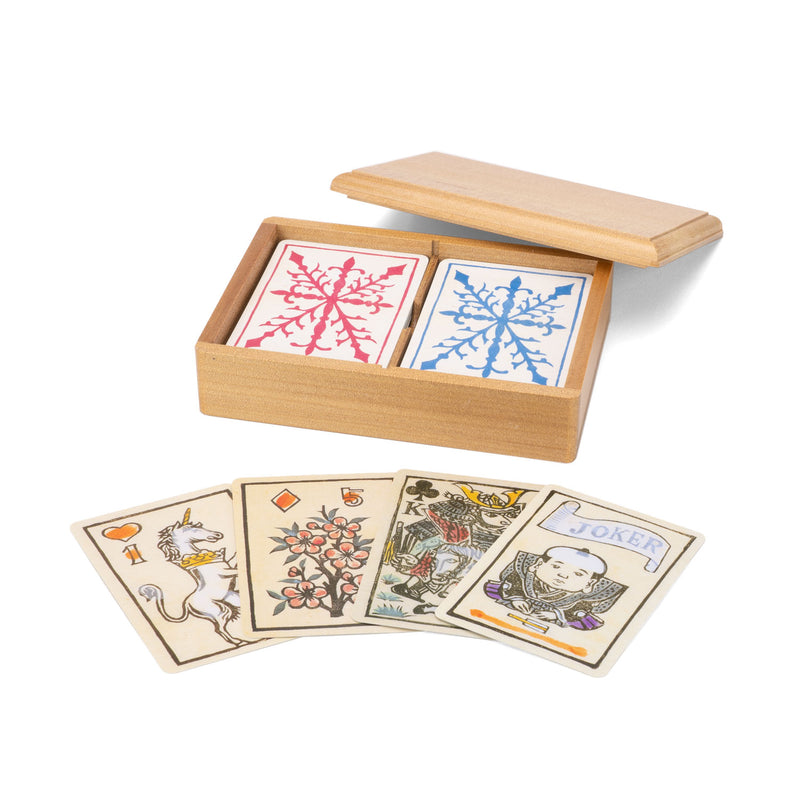 Exotic Playing Cards By Sumio Kawakami - 2 Decks