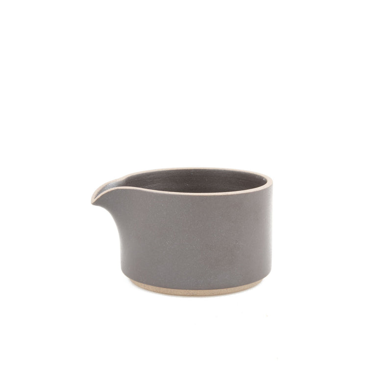 Milk Pitcher-Milk Pitcher-Hasami Porcelain-Black-JINEN