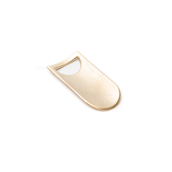 Bottle Opener - Shoe Horn, Gold-Bottle Opener-S/N-JINEN
