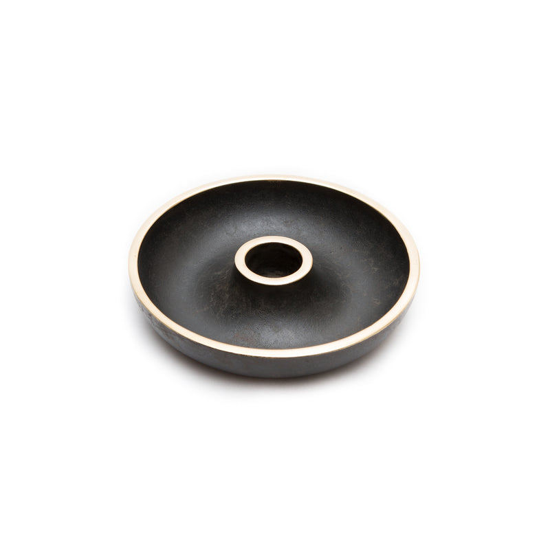 Candle Holder, Black-Candle Holder-S/N-JINEN