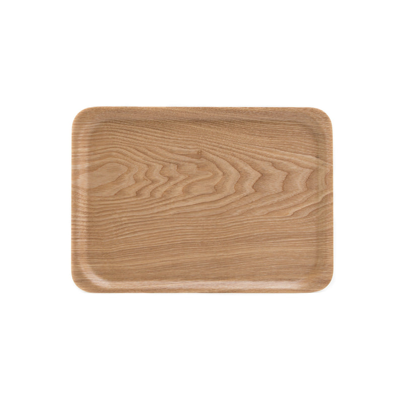 Rectangle Tray-Tray-Saito Wood-Ash-JINEN