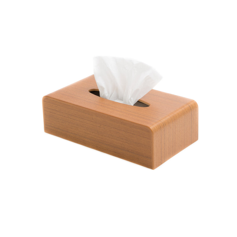 Tissue Box Cover, Ayous-Tissue Box Cover-Saito Wood-JINEN