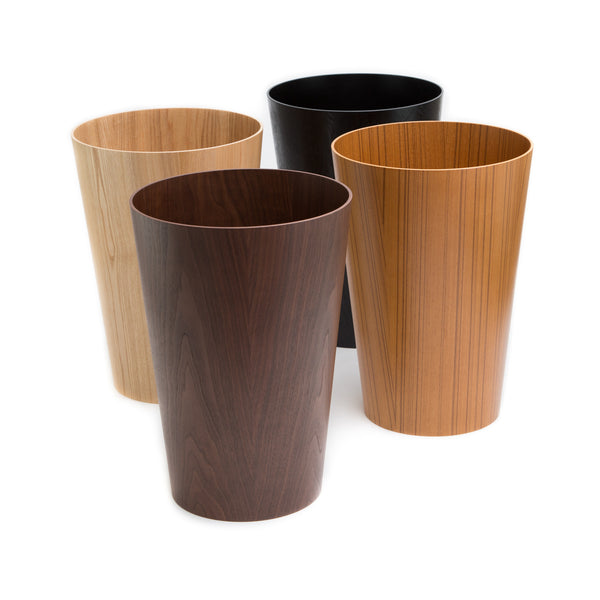 Waste Basket - Large-Waste Basket-Saito Wood-Ayous-JINEN
