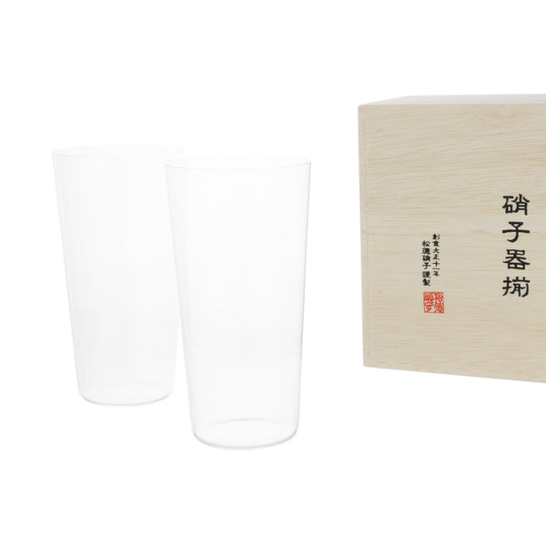 Usuhari - Tumbler, 2 Glass Set