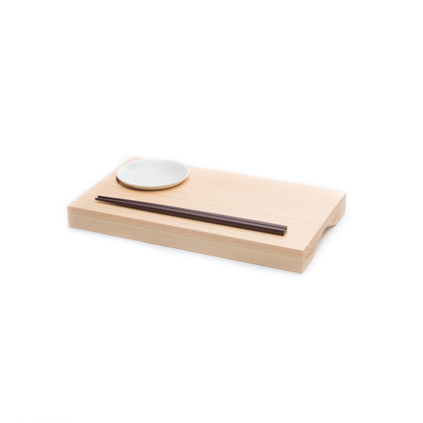 Hinoki Sushi Serving Board