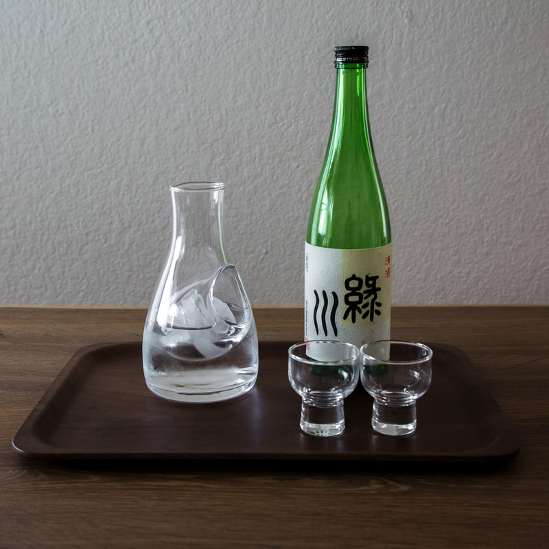 2.3 oz. Sake Glass - 6 Pack-Glass Cup-Toyo Sasaki Glass-JINEN
