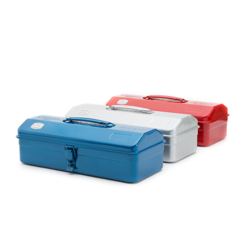 Camber Top Portable Tool Box-Toyo Steel-JINEN