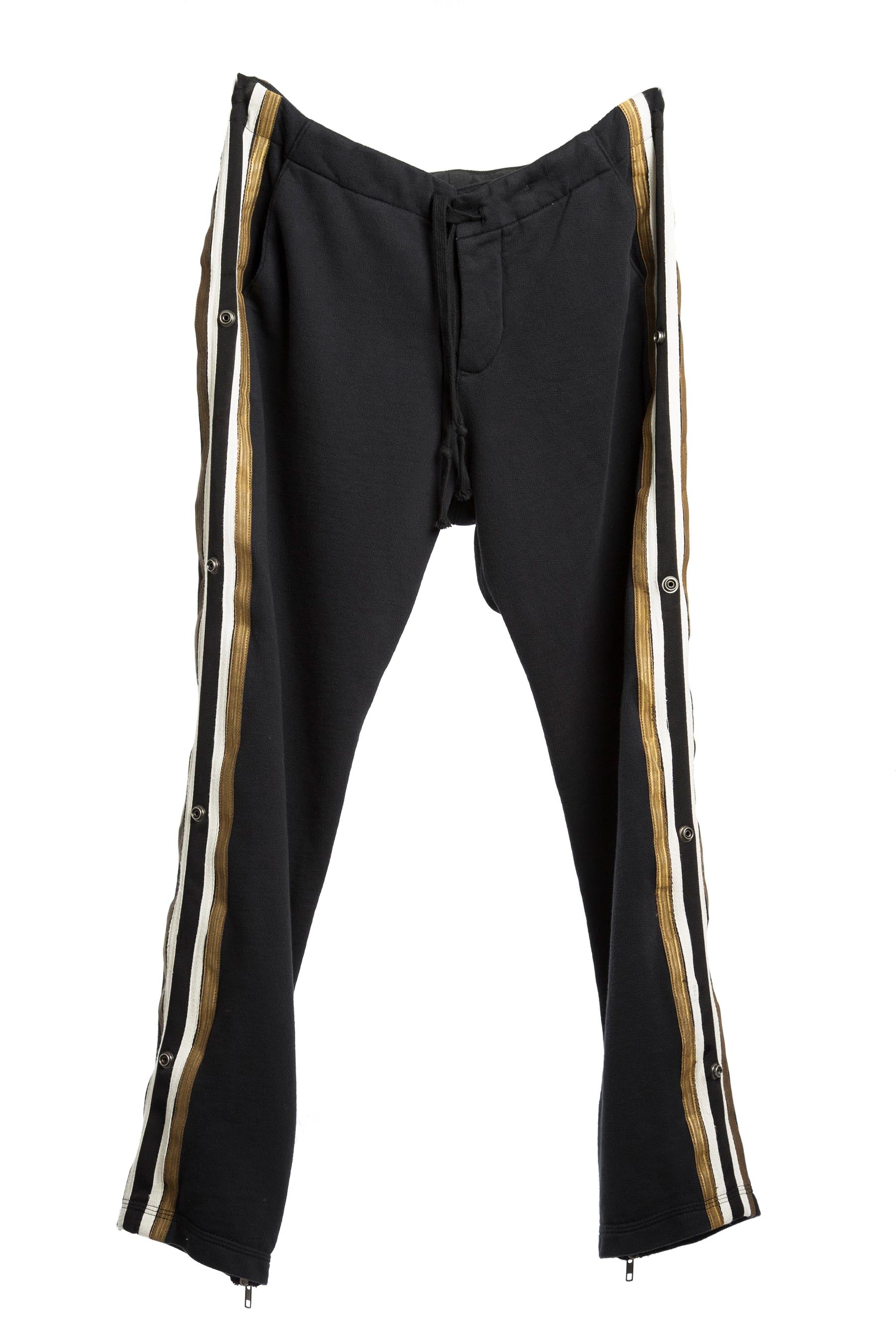 BLACK ROYAL LOUNGE PANT