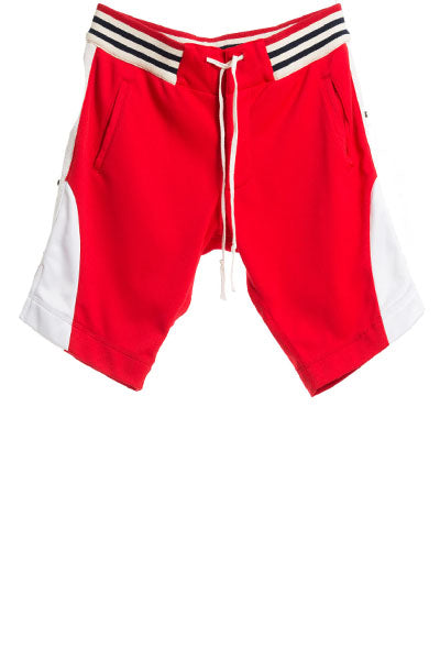 Red Borg Short