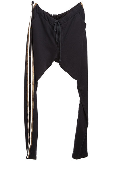 BLACK ROYAL LONG TRACK PANT