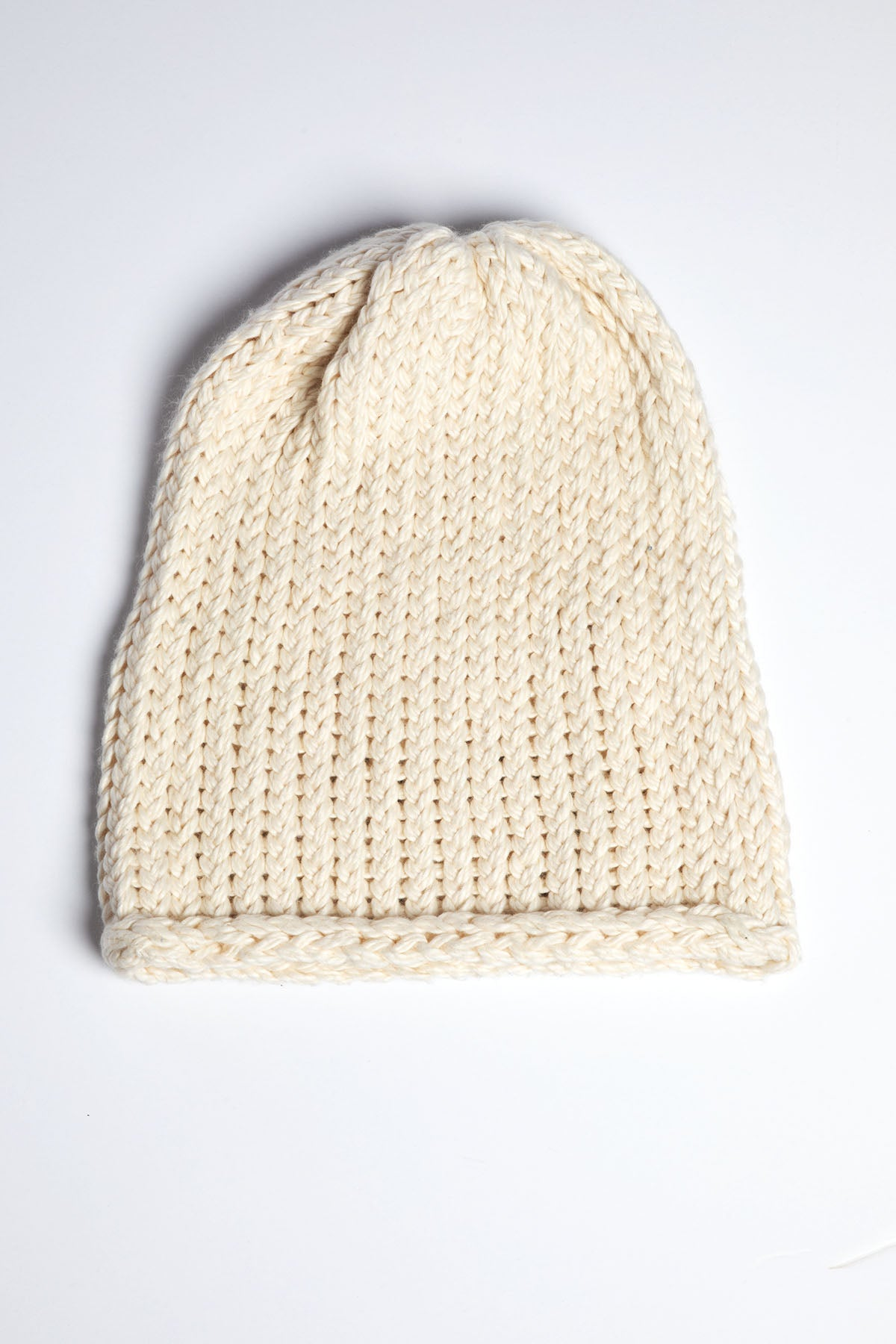 ARTS DISTRICT BEANIE PATCH (CREAM)