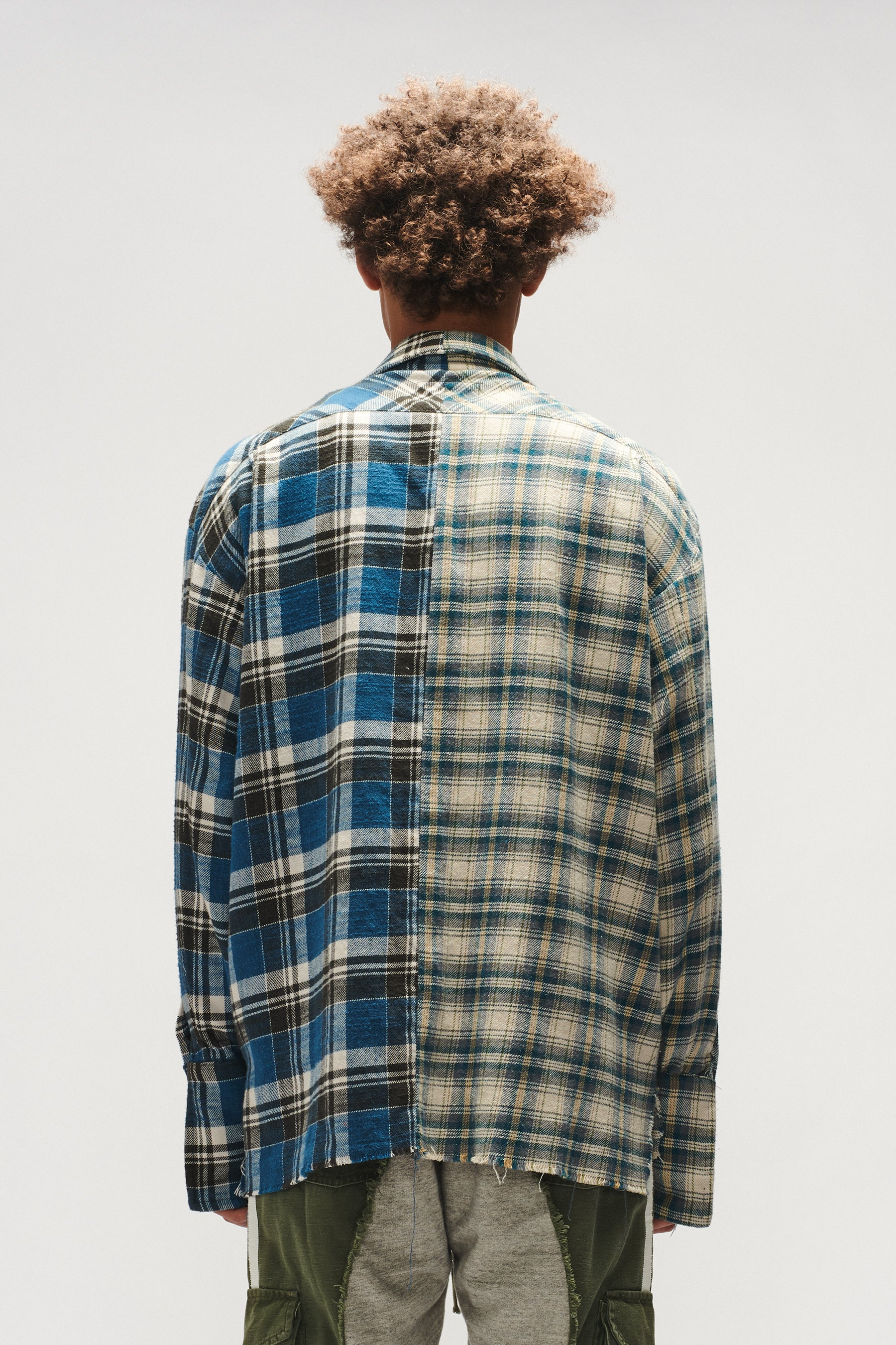 DENIM EDGED BOXY STUDIO <br> (COLYTON / PALMETTO)
