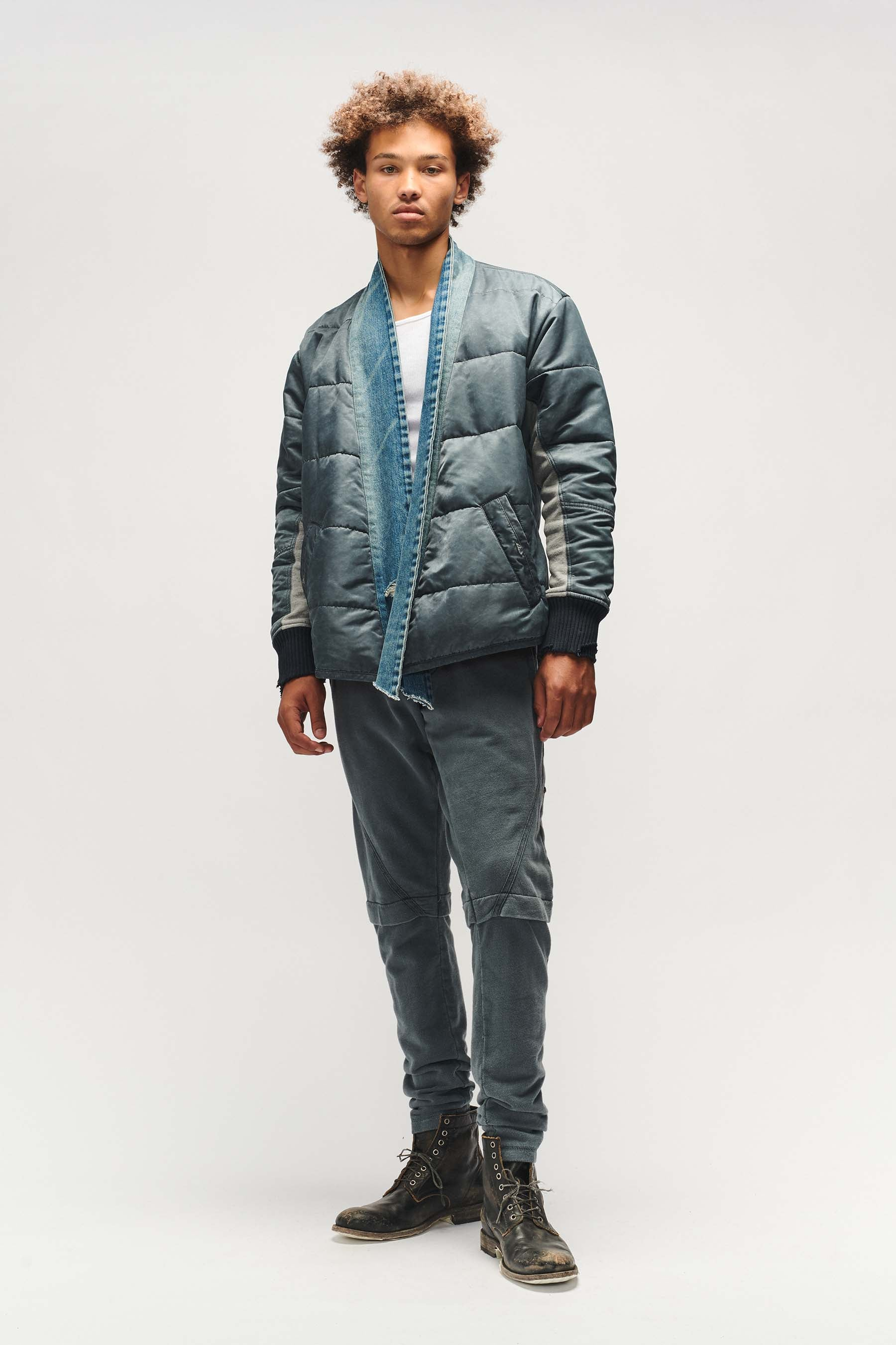 LAYERED SWEAT (AIR FORCE)