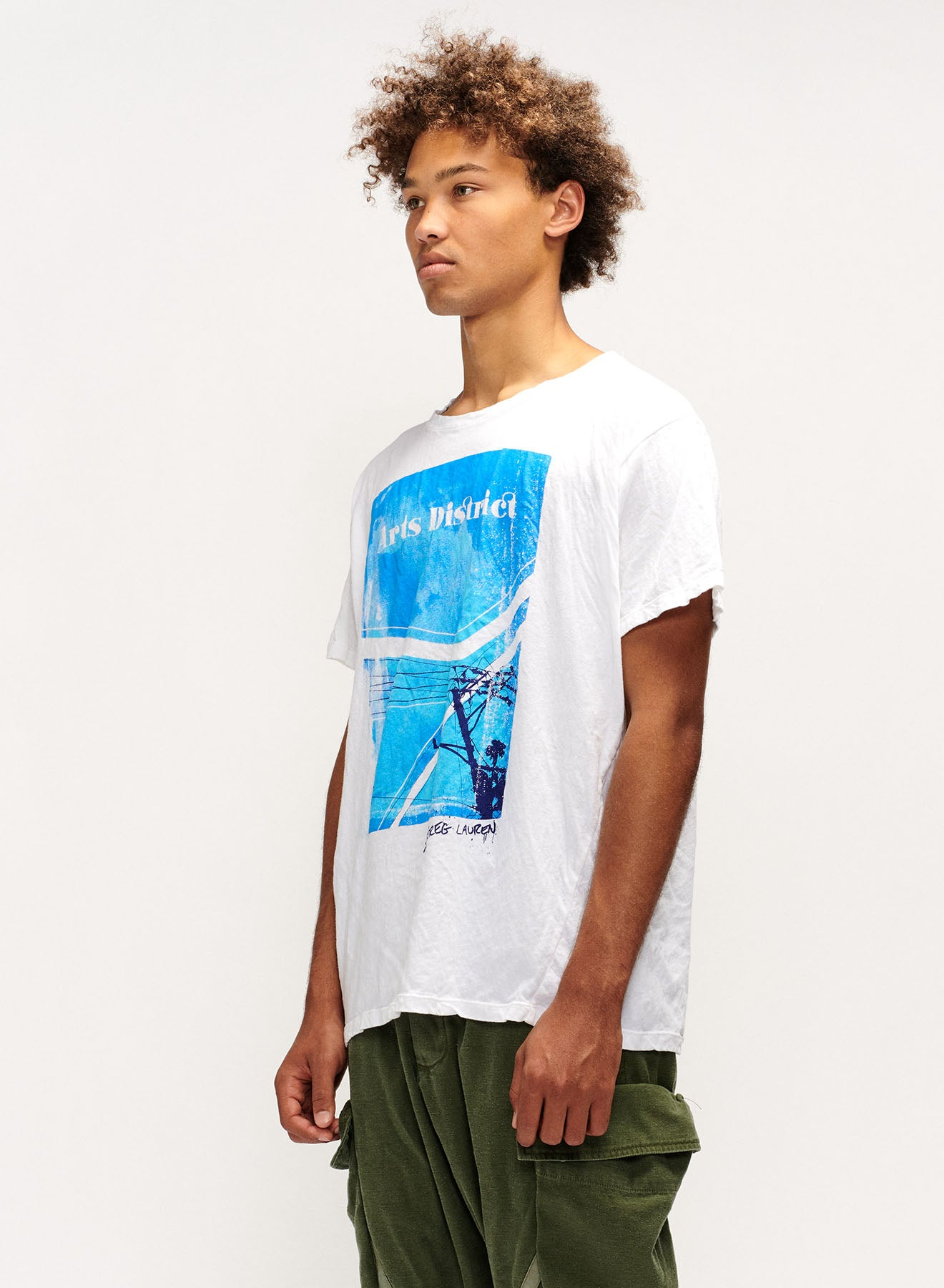GL ARTS DISTRICT TEE